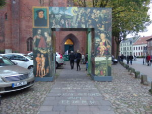Protest gegen Luther, 31.10.17
