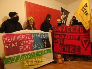Solidarität mit dem Widerstand in Bure und Meuchefitz