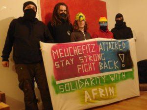 Solidarität mit von Repression betroffenen Menschen!