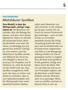 Landeszeitung vom 20. Juli 2019 Seite 5 Meitshäusersyndikat
