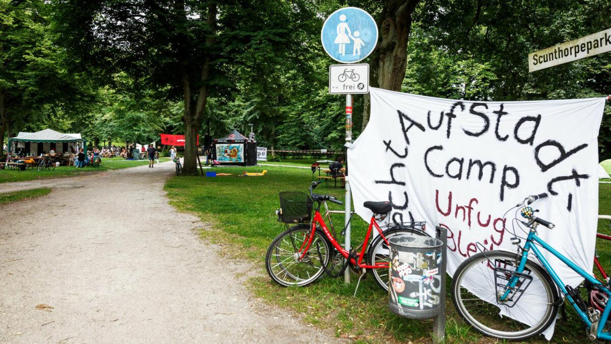 Erfolgreiches RechtAufStadt-Camp