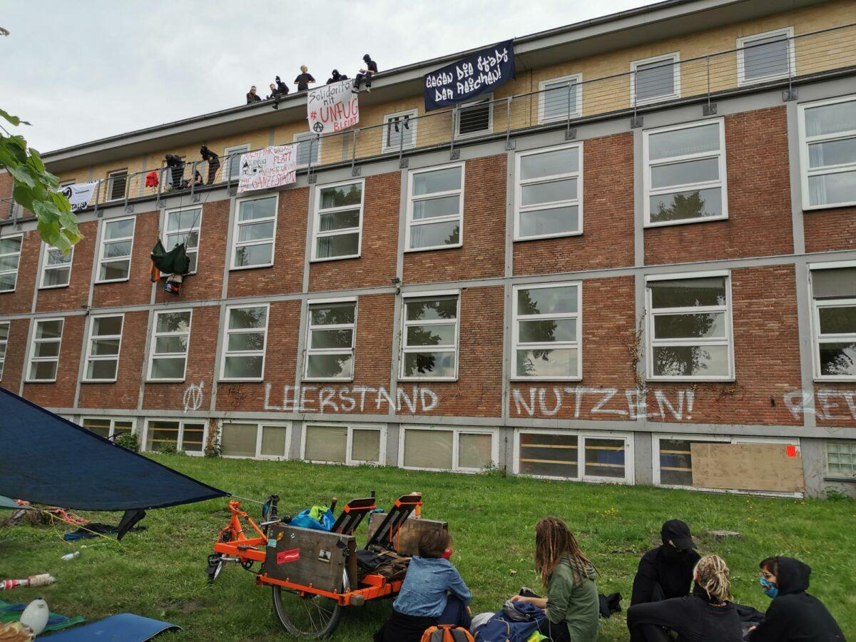 Sowas kommt von Sowas – Hausbesetzung in Lüneburg
